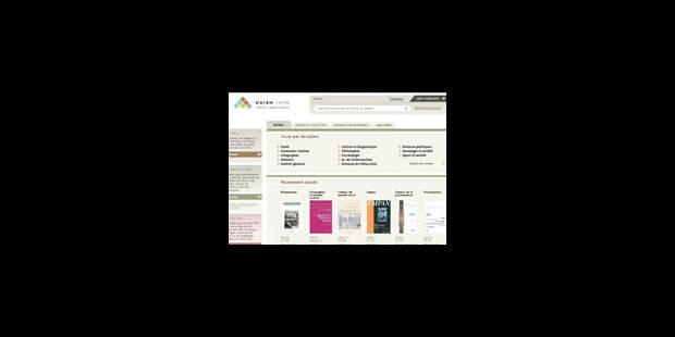 Bouquet de revues à feuilleter en ligne - La Libre