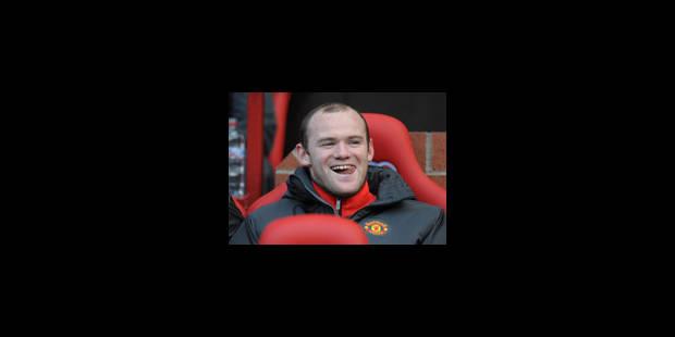 Rooney prolonge de 5 ans avec Manchester United - La Libre
