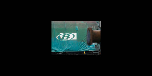 B-Cargo a besoin de 490 millions - La Libre