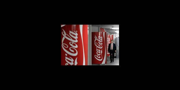 Actions syndicales sur les sites européens de Coca-Cola - La Libre