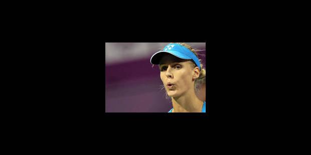 Elena Dementieva arrête sa carrière - La Libre