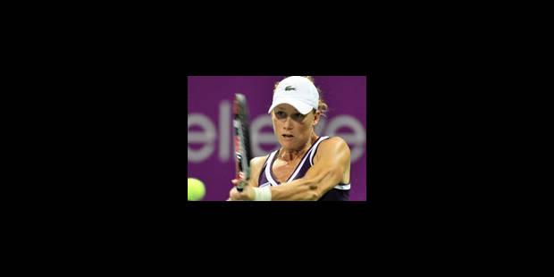Stosur et Wozniacki en 1/2 finales du Masters - La Libre
