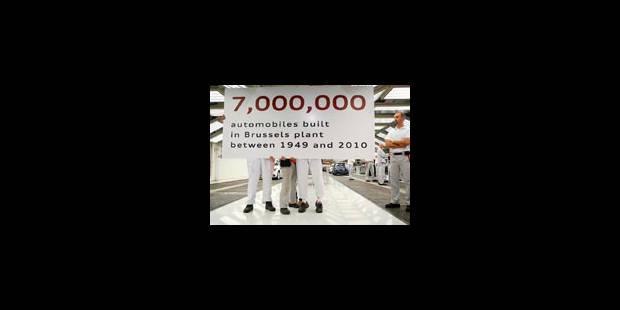 Audi investit 270 millions dans son usine bruxelloise - La Libre