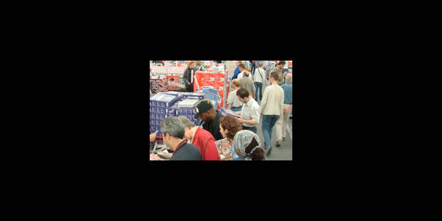 Test-Achats porte plainte pour vente couplée - La Libre