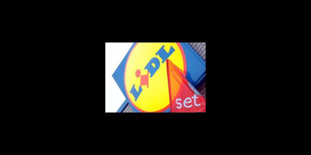 Deux licenciements requalifiés au Lidl de Libramont