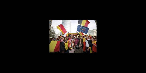 """""""La VRT dit adieu à la Belgique"""" - La Libre"""