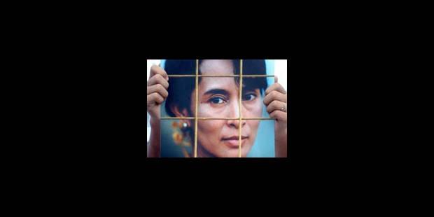 Libération de Aung San Suu Kyi: préparatifs en cours