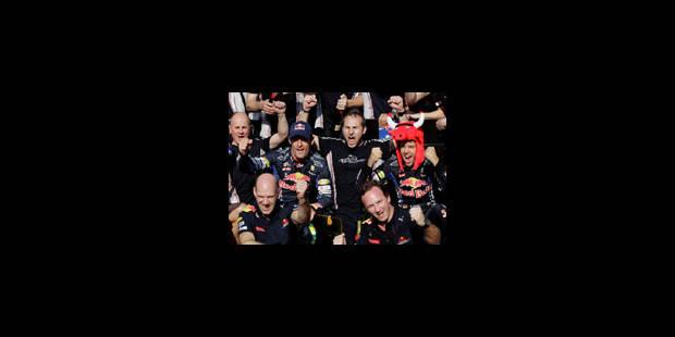 Red Bull : des filles, du fun et une couronne mondiale - La Libre