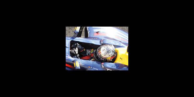 Essais libres: Hamilton et Vettel les plus rapides - La Libre