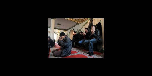 623.000 musulmans en Belgique - La Libre