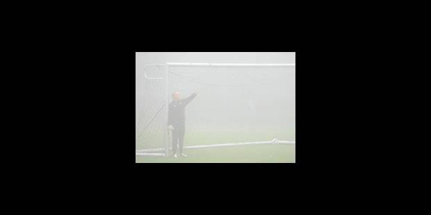 Jean-François Gillet émerge du brouillard - La Libre