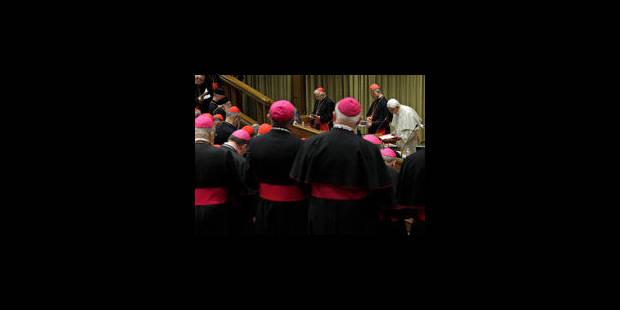 Pédophilie : les prélats derrière le Pape - La Libre