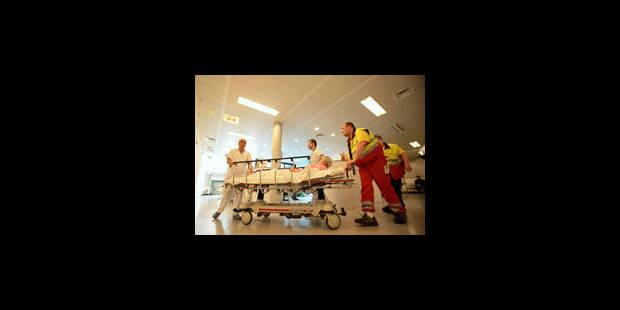 Les hommes et les allochtones plus souvent aux urgences - La Libre