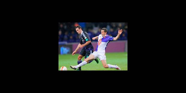 Anderlecht assure l'essentiel au Beerschot - La Libre