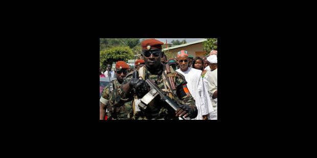 Etat d'urgence en Guinée: forte présence armée dans les quartiers sensibles - La Libre