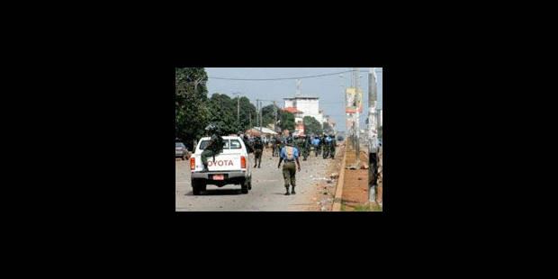 Entretiens pour sortir de la crise en Guinée - La Libre