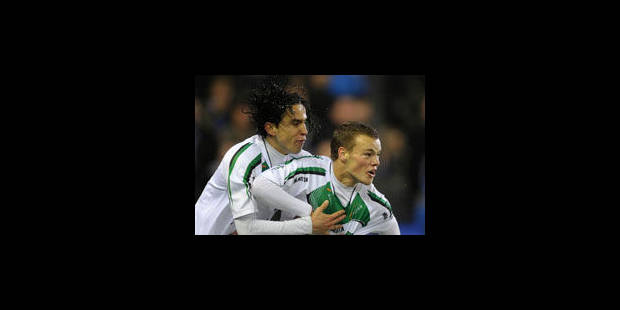 Le Cercle inflige un 2ème affront au Club de Bruges - La Libre