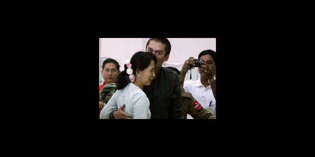 Aung San Suu Kyi retrouve son plus jeune fils après 10 ans de séparation