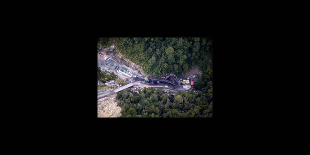 Nouvelle-Zélande: 29 mineurs toujours portés disparus - La Libre