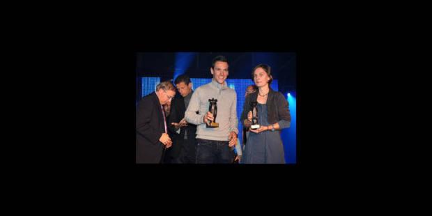 Philippe Gilbert reçoit le Mérite sportif de la Communauté française - La Libre