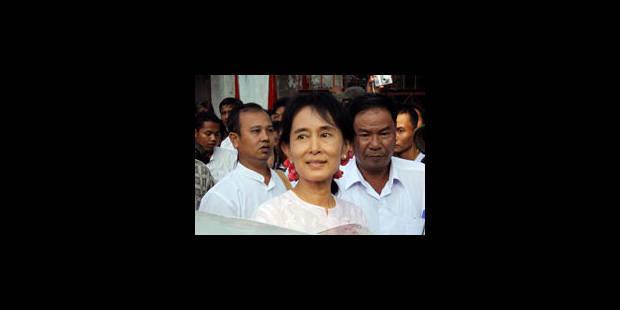 La requête de Aung San Suu Kyi contre la dissolution de son parti rejetée