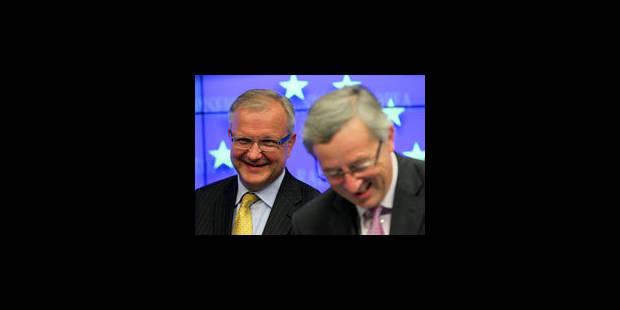 """Le fonds de secours européen """"assez grand pour tout le monde"""" - La Libre"""