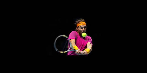Nadal fait un grand pas vers les demi-finales - La Libre
