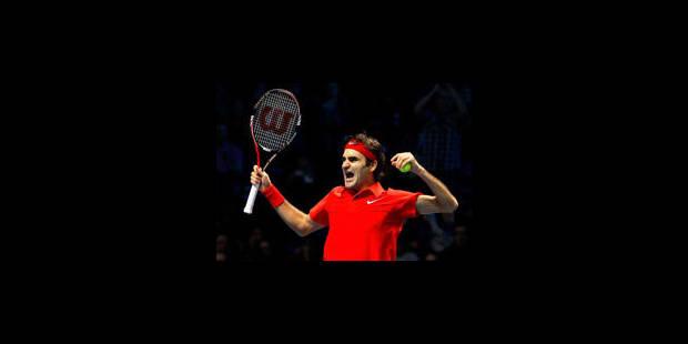 """Roger Federer, """"le"""" Master chef - La Libre"""