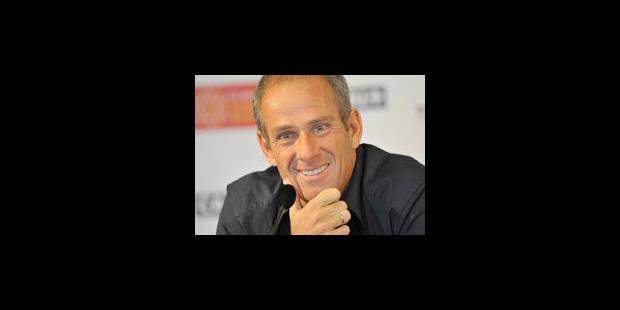 """Coupe Davis - Forget: """"On est dans les temps"""" - La Libre"""