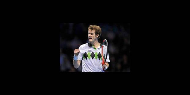 Andy Murray récupère la 4e place du classement ATP - La Libre