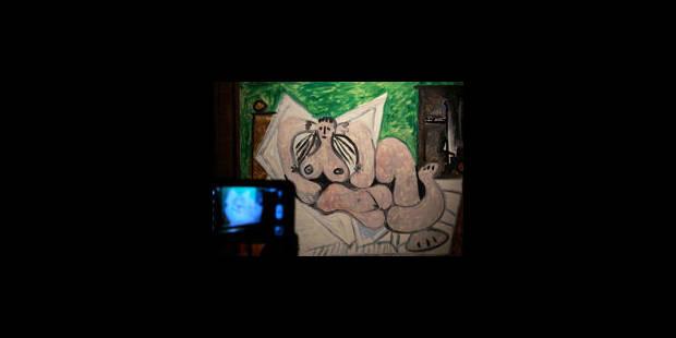 Plus de 270 oeuvres présumées de Picasso chez son électricien - La Libre