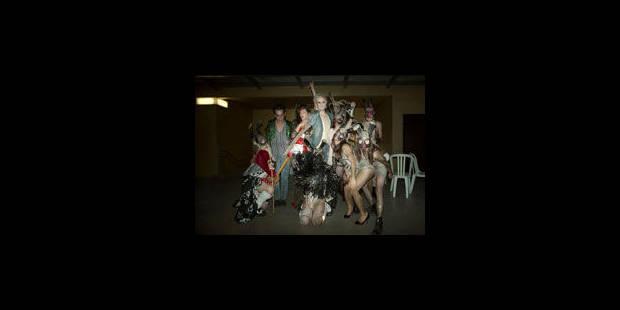 """""""Tracks"""" s'offre un Freak Show ! - La Libre"""