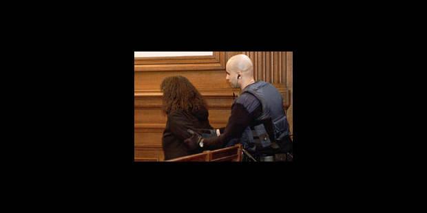 Appel Bruxelles: peine de 8 ans de prison confirmée pour Malika El Aroud - La Libre