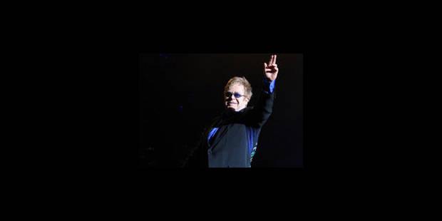 Ça vous Elton, John? - La Libre