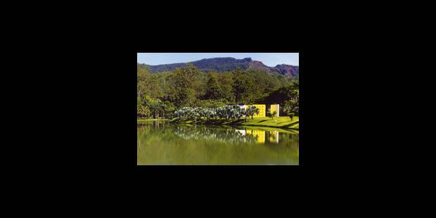Le paradis des artistes contemporains - La Libre