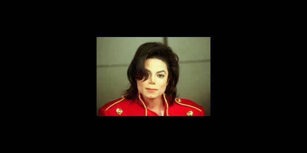 Un album posthume pour Michael Jackson - La Libre
