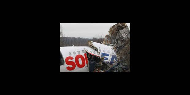 L'avion des Diables s'écrase - La Libre