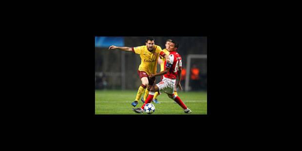 Rome et Arsenal sur la sellette - La Libre