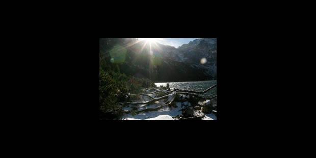 """Assèchement des lacs: """"Il faut le voir pour y croire"""""""