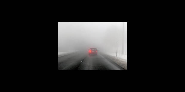 Intempéries: trafic perturbé dans le sud du pays - La Libre