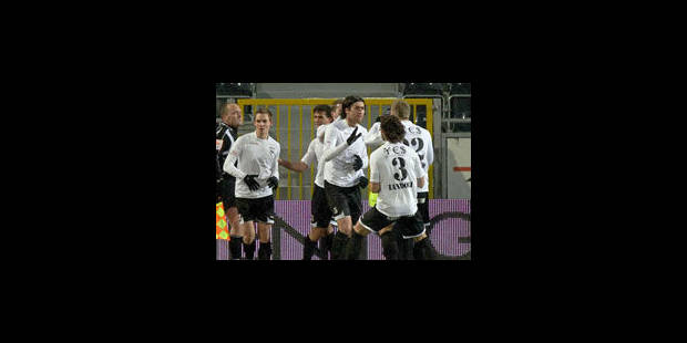 Eupen bat Charleroi et prend 8 points d'avance !