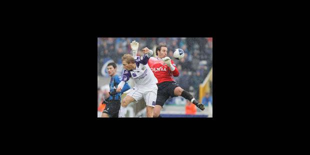 Anderlecht s'impose au Club Bruges !
