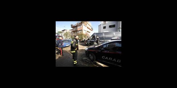 Rome en état d'alerte après les attentats anarchistes contre des ambassades - La Libre