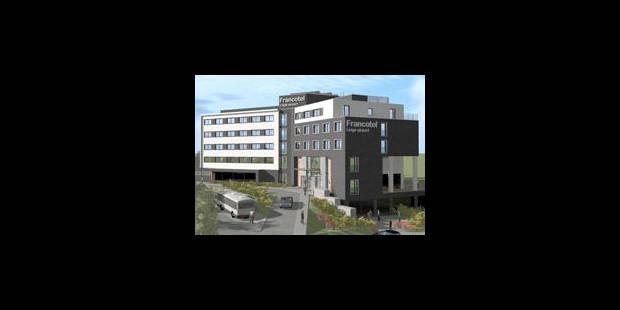 Hôtel 3 étoiles près de Liège Airport
