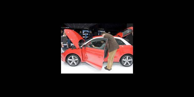Mais si, l'Audi A1 se vend bien ! - La Libre