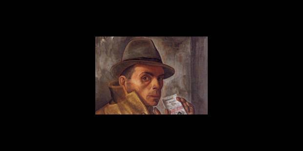 Nussbaum peignit l'indicible - La Libre