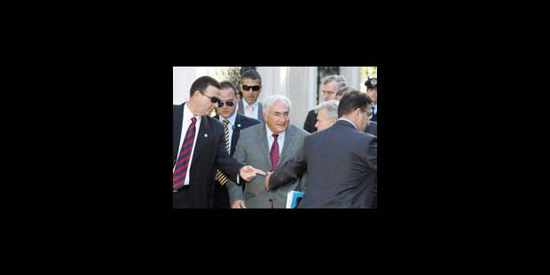 Strauss-Kahn, l'homme au top - La Libre