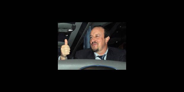 Rafael Benitez licencié par l'Inter Milan - La Libre