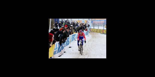 Boom a vaincu la neige - La Libre