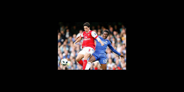 Le blues d'Arsenal
